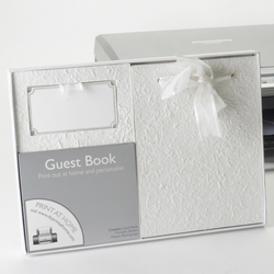 Print At Home - Guest Book