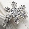 Snowflake Table Napkin Ring