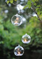 Bubble Tealight Holders